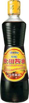 Shinho Iron Plus Soy Sauce is launched.