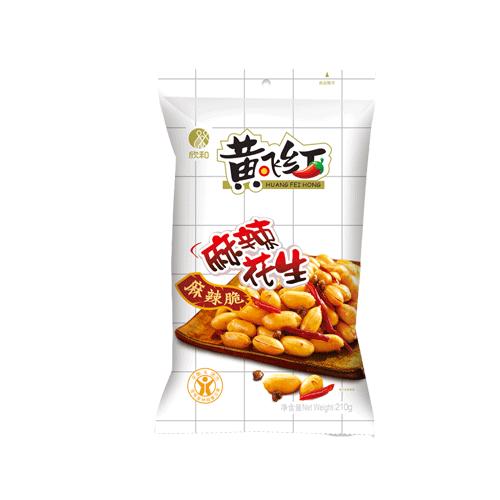 Spicy Peanuts