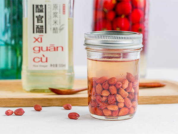 XI GUAN Peanut-Infused Vinegar Drink