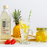 XI GUAN Pineapple Vinegar Drink