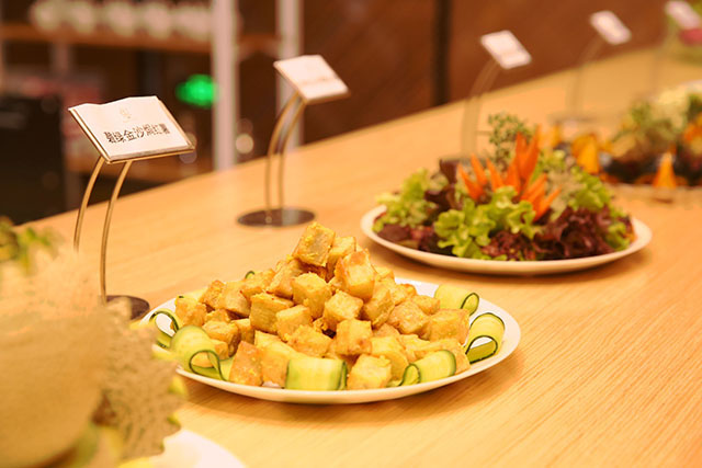 Organic Dishes