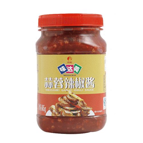 Garlic Chilli Sauce