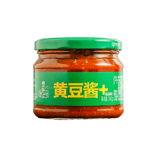 Soybean Paste with Sichuan Pepper