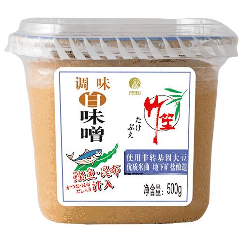 Shiro Miso (Bonito & Seaweed)