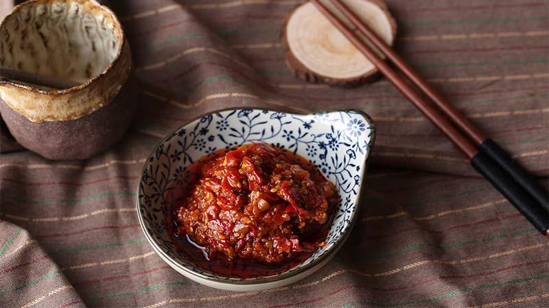 Chili Sauce (Hot)