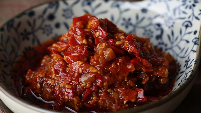 Chili Sauce (Spicy)