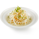 Jellyfish Salad with Chinese Cabbage