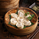 'Golden Nugget' Dumplings