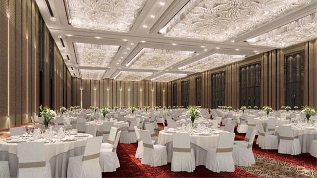 (Guangzhou Inter-Continental Hotel)