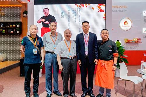 Shinho Attends the 3rd World Chefs' Art Festival